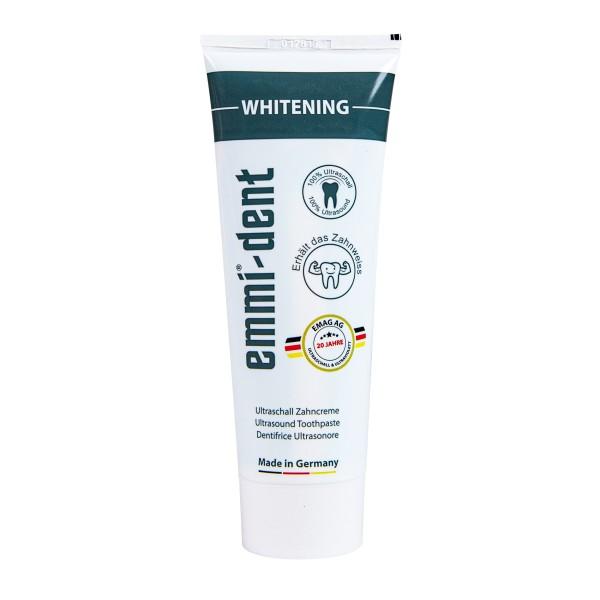 "Ultraschall Zahncreme - ""whitening"""