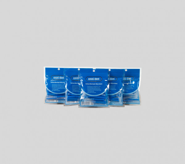 Interdental Bürsten - 5er Pack
