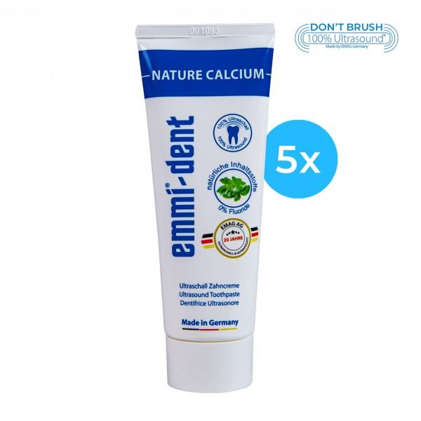 "Ultraschall Zahncreme - ""nature calcium"" 5"