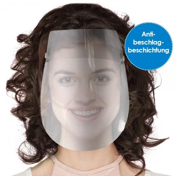 Gesichtsschutz klein