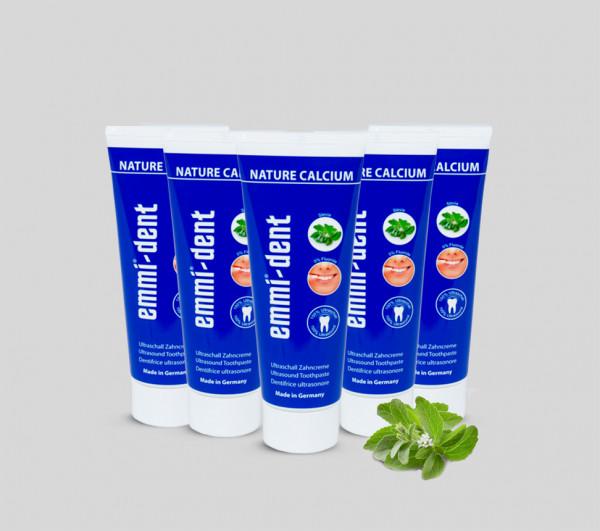 Ultraschall Zahncreme - Nature Calcium 5