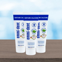 Ultraschall Zahncreme - Nature Calcium 3