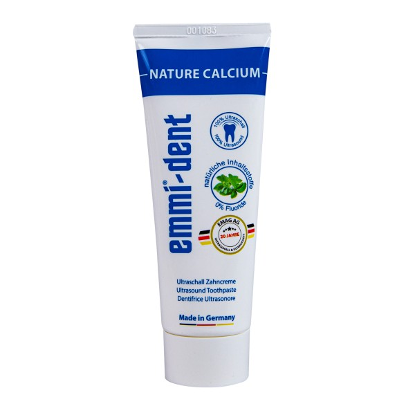 "Ultraschall Zahncreme - ""nature calcium"""