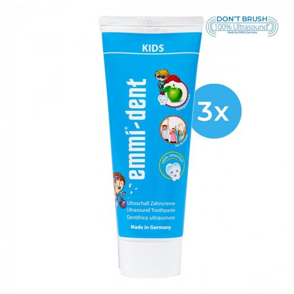 """Ultraschall Zahncreme - """"kids"""" 3"""