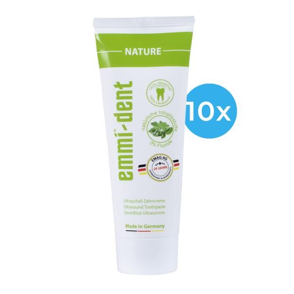 """Ultraschall Zahncreme - """"nature"""" 10"""
