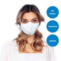 Nanosilver FFP Mund-Nasenschutz *waschbar*