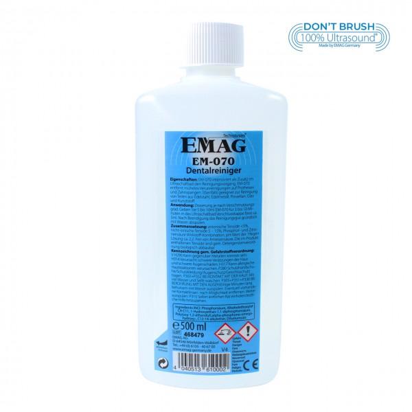 EM-070 500ml Dentalreiniger