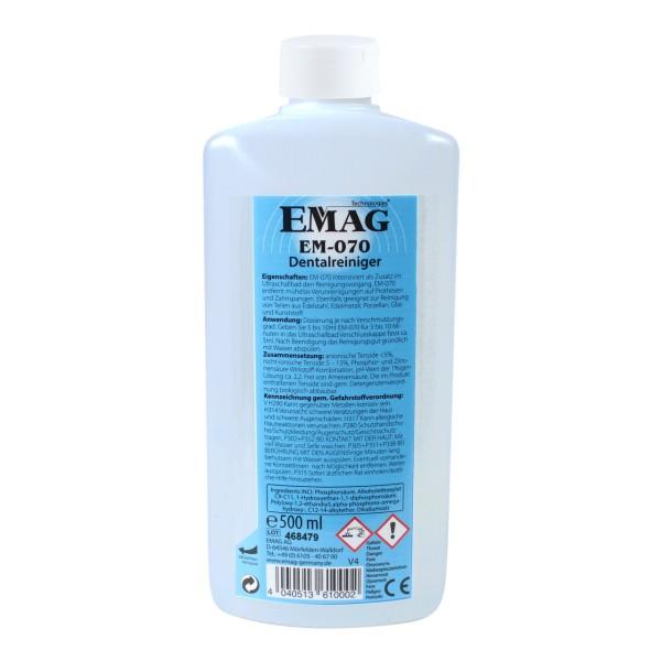 EM-070 Dentalreiniger 500ml